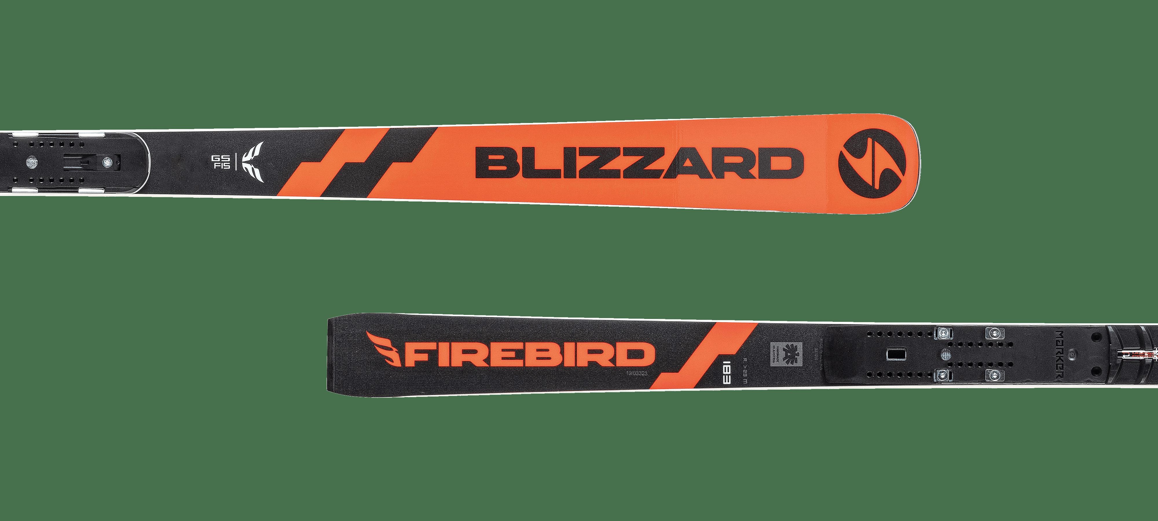 FIREBIRD GS FIS (FLAT+PLATE)