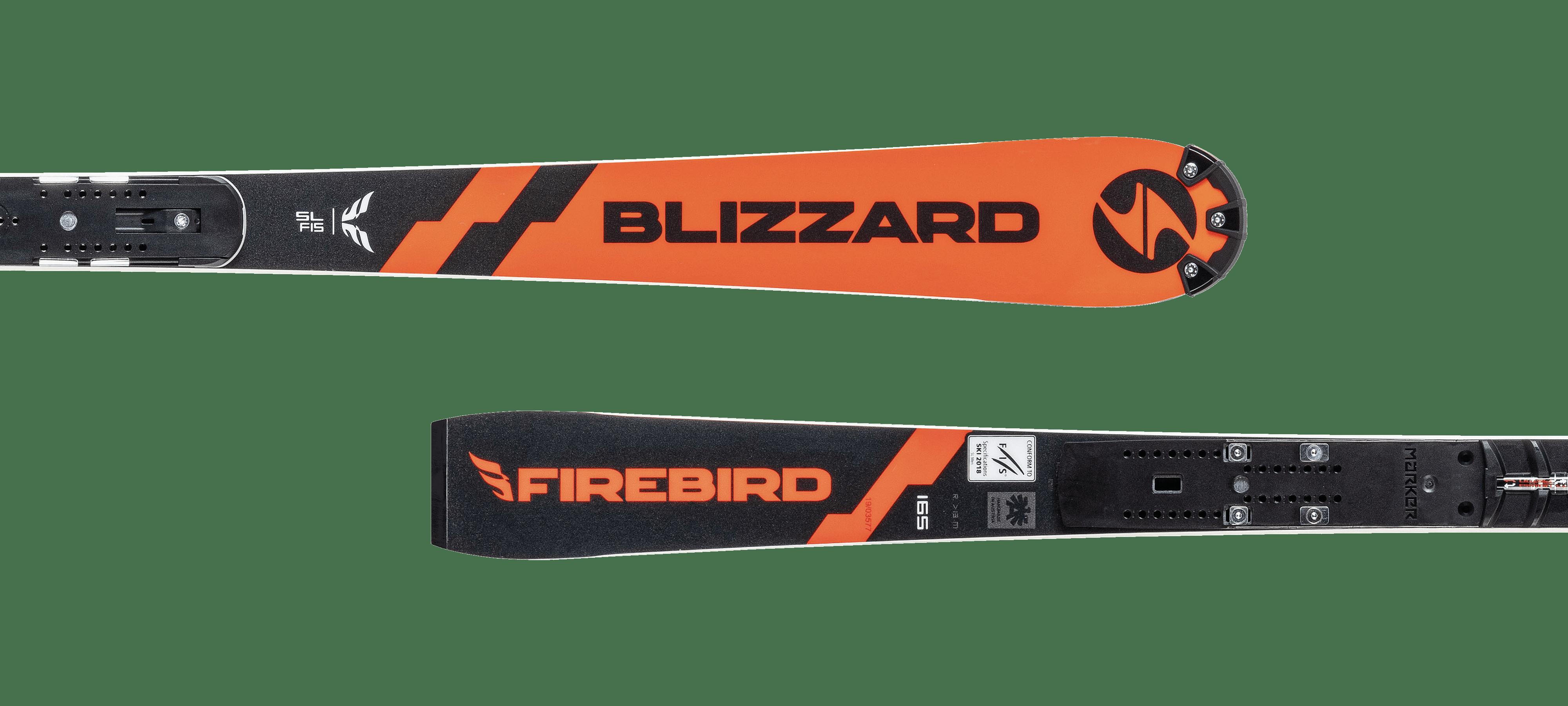 FIREBIRD SL FIS (FLAT+PLATE)