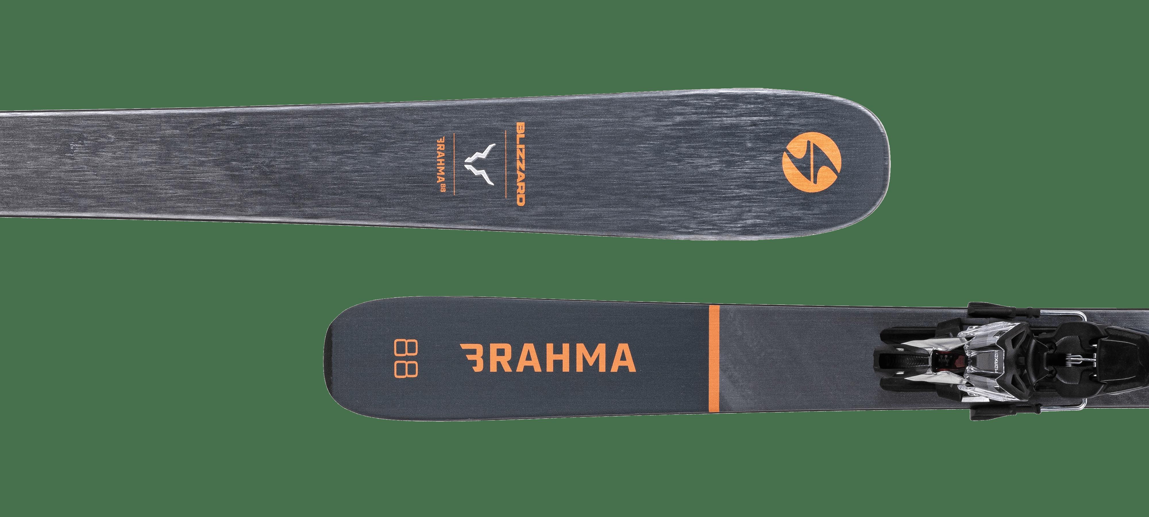 BRAHMA 88 + GRIFFON 13 DEMO