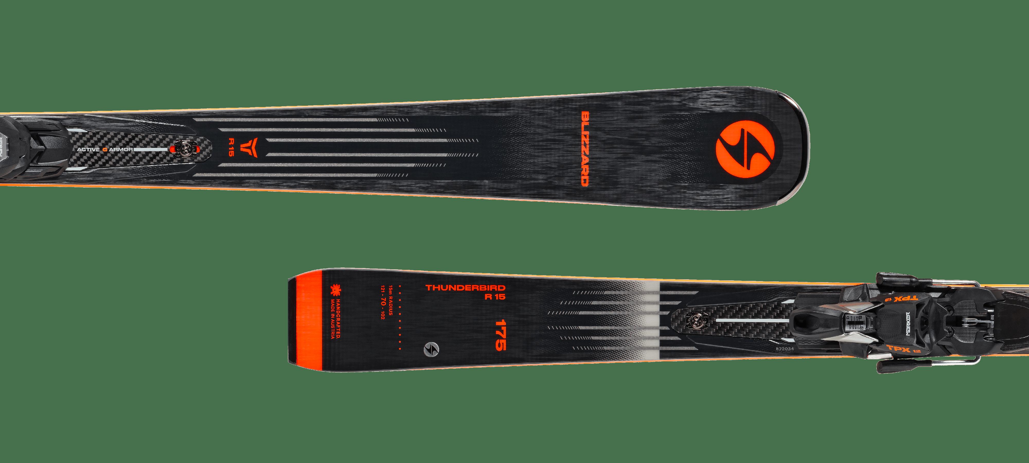 BLIZZARD THUNDERBIRD R15 + TPX 12 DEMO