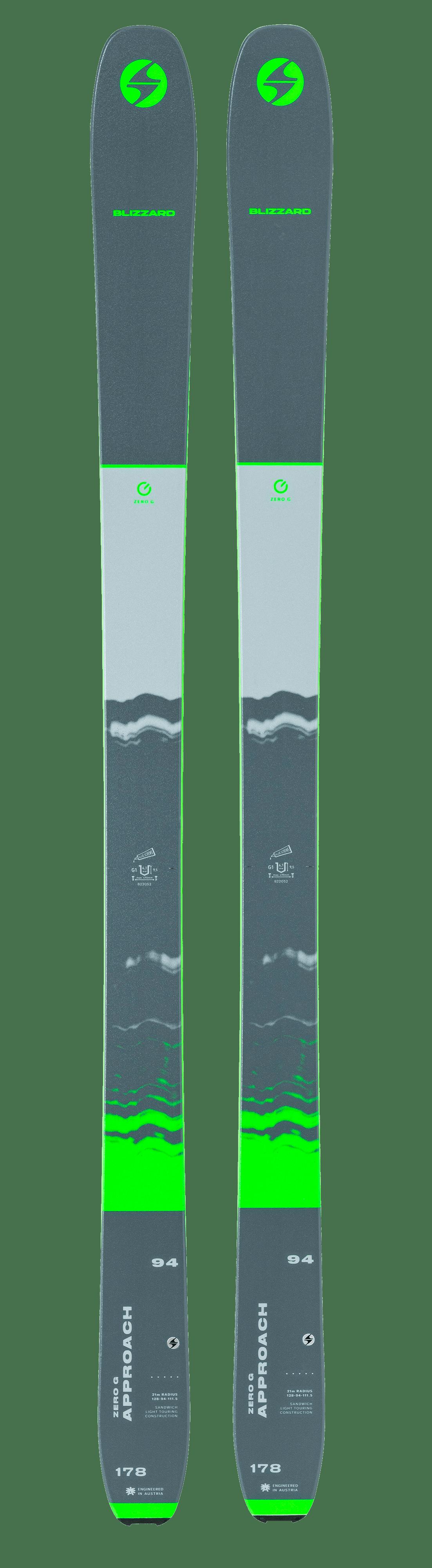 ZERO G 084 APPROACH + ALPINIST 10 DEMO
