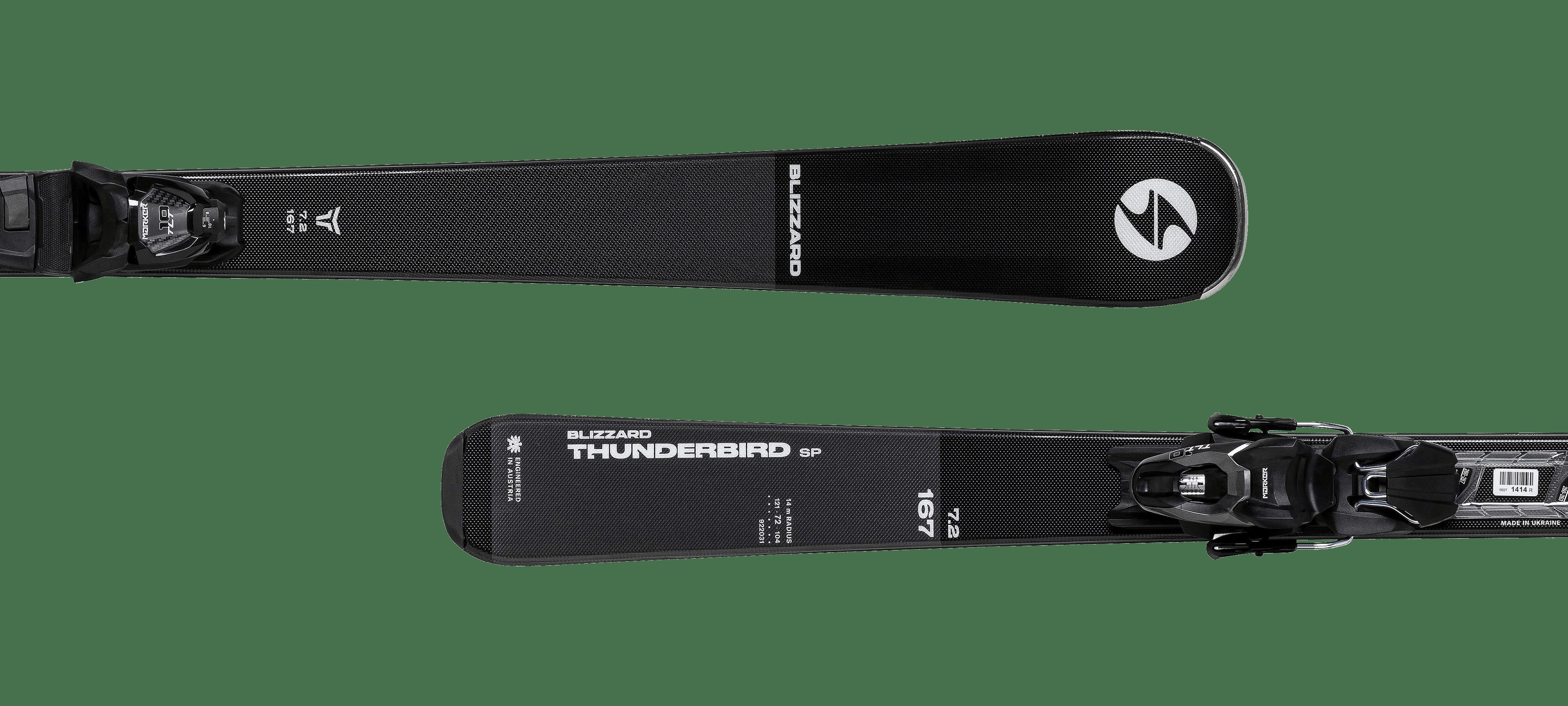 BLIZZARD THUNDERBIRD SP 7.2 + TLT 10 DEMO